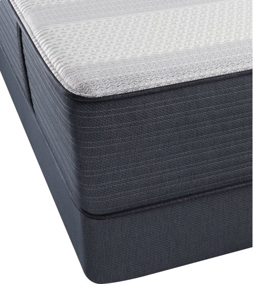BeautyRest - Platinum - Hybrid - Woolworth Pointe - Luxury Firm - Tight Top - King
