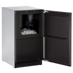 """U-LINE18"""" Clear Ice Machine With Integrated Solid Finish, Yes (230 V/50 Hz Volts /50 Hz Hz)"""