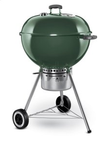 One-Touch GOLD Charcoal Grill - 22.5 inch Green