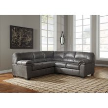 Bladen - Slate 2 Piece Sectional