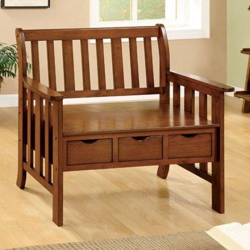 Pine Crest Bench