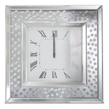 Square Wall Clock 280