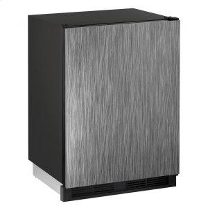 "U-Line1000 Series 24"" Solid Door Refrigerator With Integrated Solid Finish and Field Reversible Door Swing (115 Volts / 60 Hz)"
