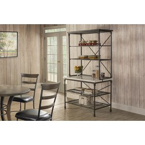 Hillsdale FurnitureCastille Metal Baker's Rack