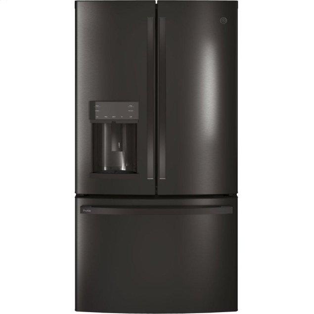 GE Profile Series 27.7 Cu. Ft. French-Door Refrigerator with Door In Door and Hands-Free AutoFill