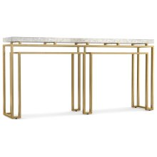 Living Room Serendipity Console Table
