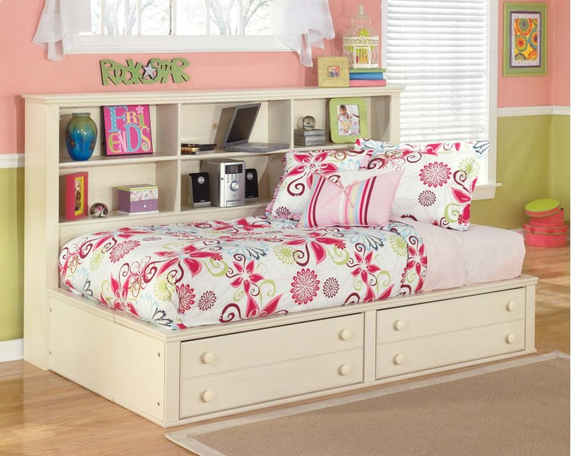 Bedroom Sets Everett Wa b213b31 cottage retreat - cream cottage 3 piece bed set (twin)