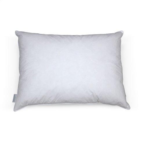 Sleep Plush Feather and Down Pillow, King / California King