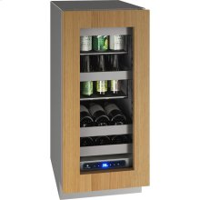 """5 Class 15"""" Beverage Center With Integrated Frame Finish and Field Reversible Door Swing (115 Volts / 60 Hz)"""