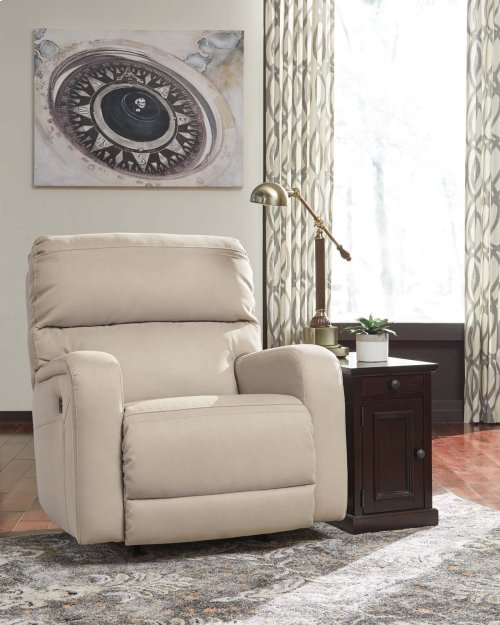 HOT BUY CLEARANCE!!! Power Rocker Recliner with Adjustable Headrest