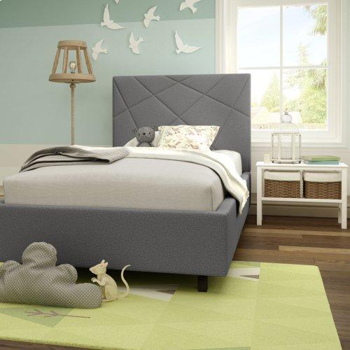 Nanaimo Upholstered Bed - Twin
