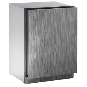 """U-LINE24"""" Beverage Center With Integrated Solid Finish and Field Reversible Door Swing (115 V/60 Hz Volts /60 Hz Hz)"""