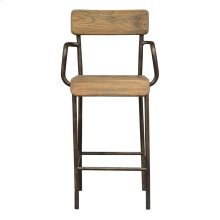 Alexandra Bar Stool Natural