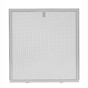 "Type A0 Aluminum Open Mesh Grease Filter 13.680"" x 12.850"" x 0.375"""