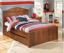 Barchan - Medium Brown 5 Piece Bed Set (Full)
