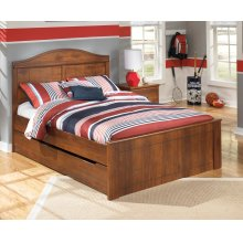 Barchan - Medium Brown 5 Piece Bed Set (Full)