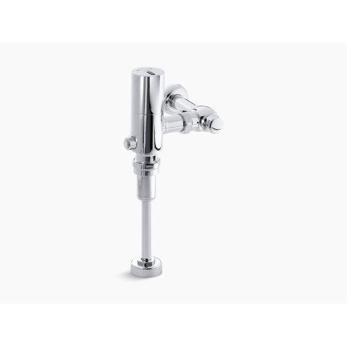 Polished Chrome Touchless Washdown 0.125 Gpf Urinal Flushometer