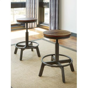 Ashley Furniture Torjin - Two-Tone Brown Set Of 2 Dining Room Barstools