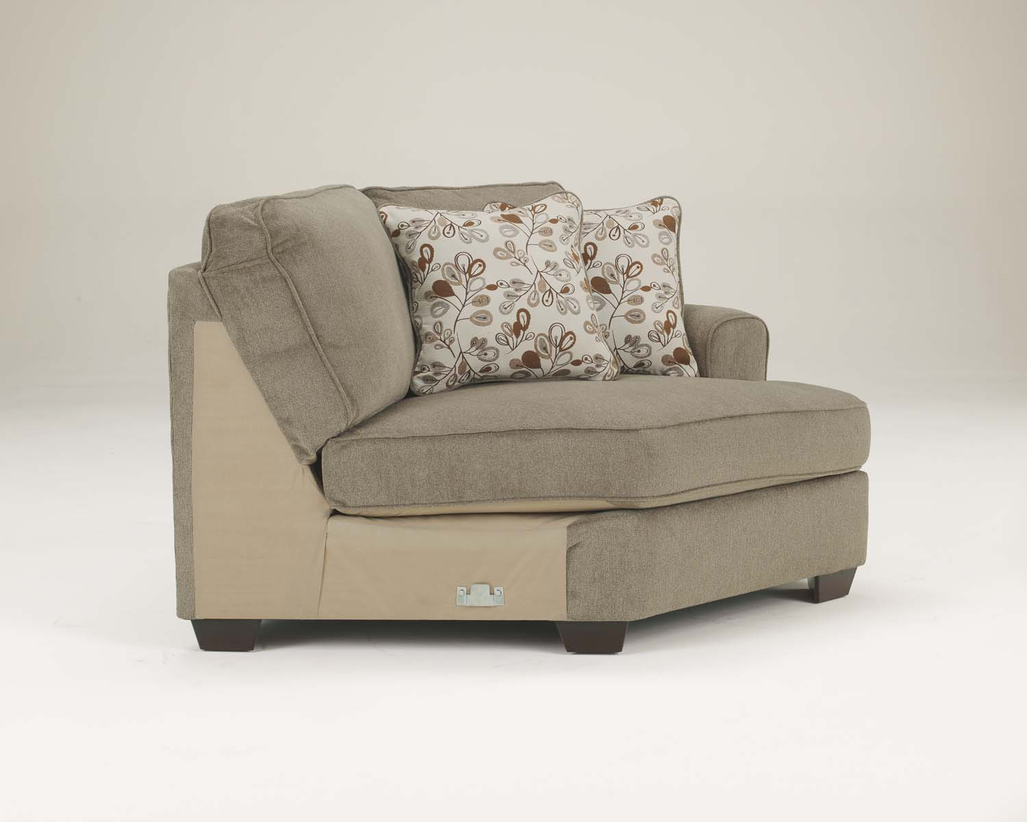 ... Sectionals; Ashley Furniture 1290075. RAF Cuddler