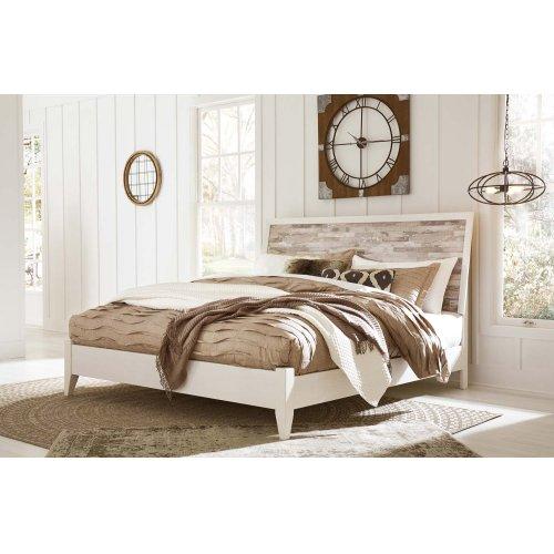 Evanni - Multi 2 Piece Bed Set (King)