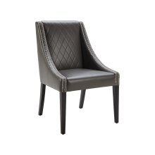 Malabar Dining Chair - Grey