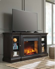 Carlyle - Almost Black 2 Piece Entertainment Set