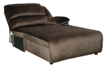 RAF Pressback Sectional Chaise