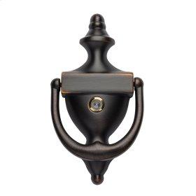 Venetian Bronze Colonial Knocker
