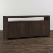 "Bench*Made Oak 76"" Buffet Product Image"