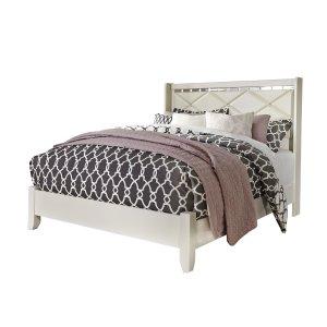 AshleySIGNATURE DESIGN BY ASHLEYDreamur - Champagne 2 Piece Bed Set (Queen)