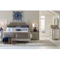 Brookhaven Upholstered Bed, CA King 6/0 Product Image