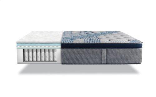 iComfort Hybrid - Blue Fusion 4000 - Plush - Pillow Top - Cal King