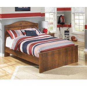 AshleySIGNATURE DESIGN BY ASHLEYBarchan - Medium Brown 3 Piece Bed Set (Full)
