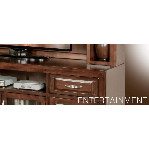 """Cappuccino 80"""" TV Console"""