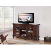 BROWN CHERRY TV STAND Product Image