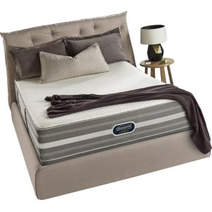 SimmonsBeautyrest - Recharge - Hybrid - Lilian - Luxury - Firm - Cal King
