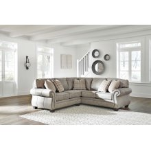 Olsberg - Steel 2 Piece Sectional