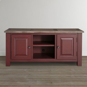 "Bassett FurnitureBench*Made Maple Homestead 74"" Credenza Low"