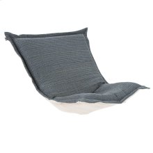 Puff Chair Cushion Alton Indigo