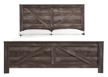 Wynnlow - Gray 3 Piece Bed Set (King)