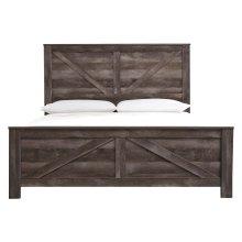 Wynnlow - Gray 3 Piece Bed Set (King)