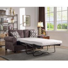 LOVESEAT W/SLEEPER BED