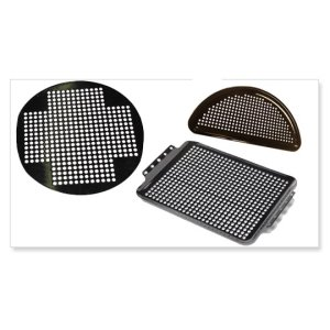 Perforated Cooking Grids