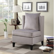 Franklin Gray Accent Chair