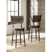 Jennings Swivel Bar Stool
