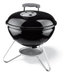 "SMOKEY JOE® 14"" PORTABLE GRILL - BLACK"