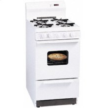 "20"" Gas Ranges"