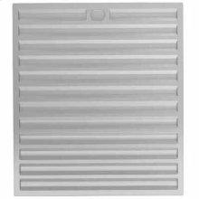 "Type E5 Aluminum Hybrid Baffle Grease Filter 15.725"" x 19.875"" x 0.375"""