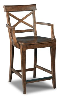 Dining Room Rob Roy Counter Stool