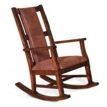 Santa Fe Rocker w/ Cushion Seat & Back Product Image